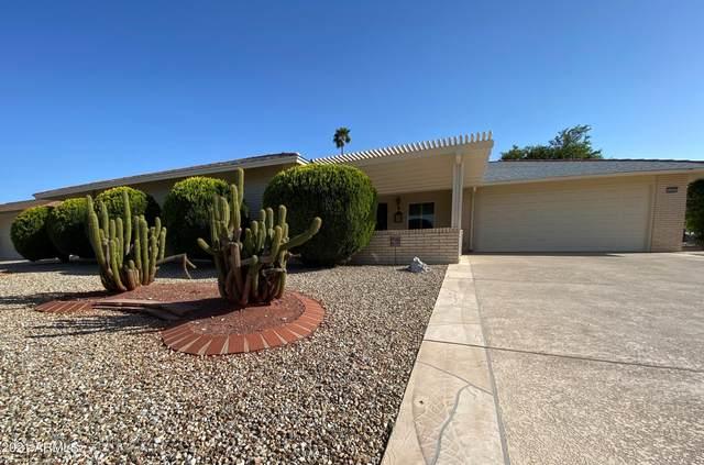 10007 W Pineaire Drive, Sun City, AZ 85351 (MLS #6211543) :: Yost Realty Group at RE/MAX Casa Grande