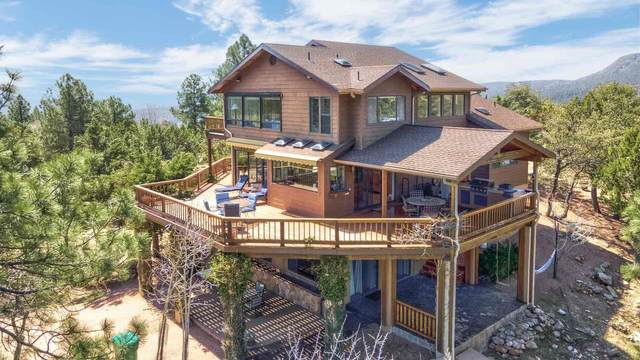 6115 W Skyview Circle, Pine, AZ 85544 (MLS #6211553) :: Howe Realty