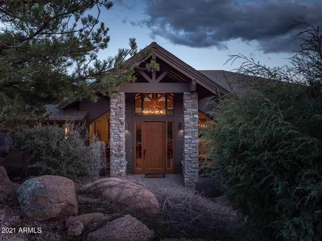 813 N Blazing Star Circle, Payson, AZ 85541 (MLS #6211565) :: Kepple Real Estate Group