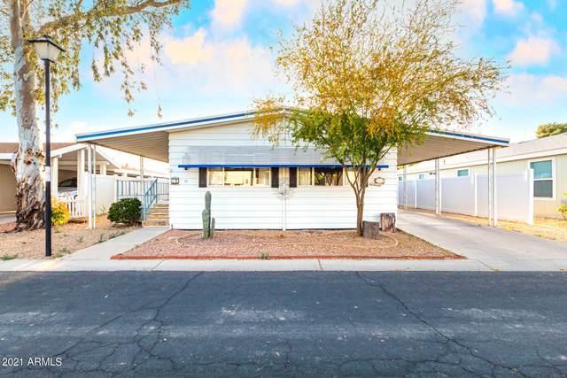 6960 W Peoria Avenue #71, Peoria, AZ 85345 (MLS #6211643) :: My Home Group