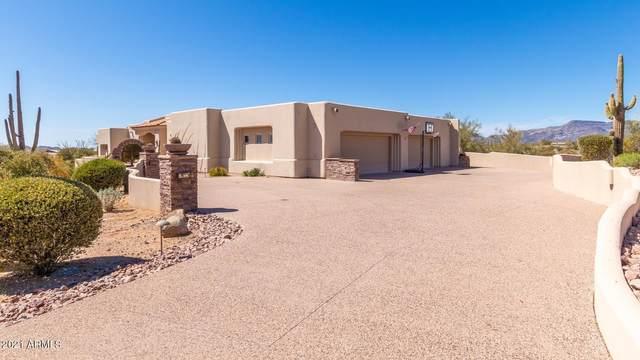 39170 N Ocotillo Ridge Drive, Carefree, AZ 85377 (MLS #6211726) :: Yost Realty Group at RE/MAX Casa Grande