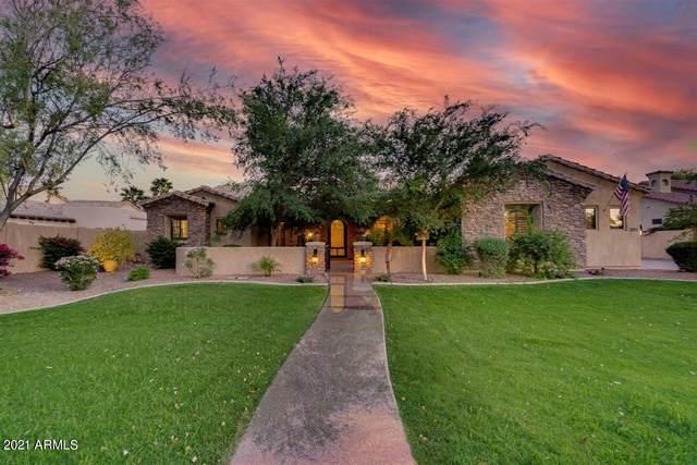 2047 E Teakwood Place, Chandler, AZ 85249 (MLS #6211769) :: Yost Realty Group at RE/MAX Casa Grande