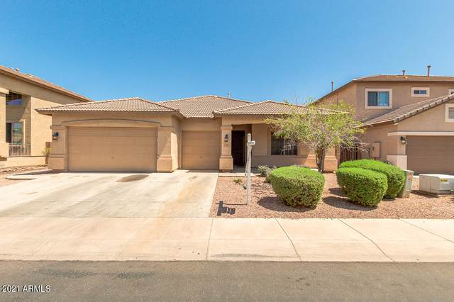 7201 S 58TH Avenue, Laveen, AZ 85339 (MLS #6211833) :: Keller Williams Realty Phoenix