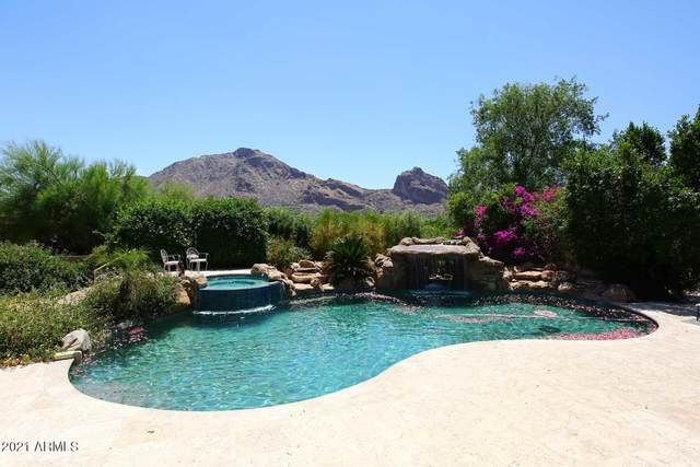 6602 N Lost Dutchman Drive, Paradise Valley, AZ 85253 (MLS #6212549) :: The Riddle Group