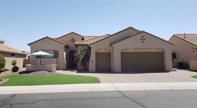 2029 N 164TH Avenue, Goodyear, AZ 85395 (MLS #6212631) :: Midland Real Estate Alliance