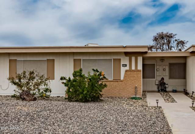 10106 W Campana Drive, Sun City, AZ 85351 (MLS #6212661) :: The Daniel Montez Real Estate Group