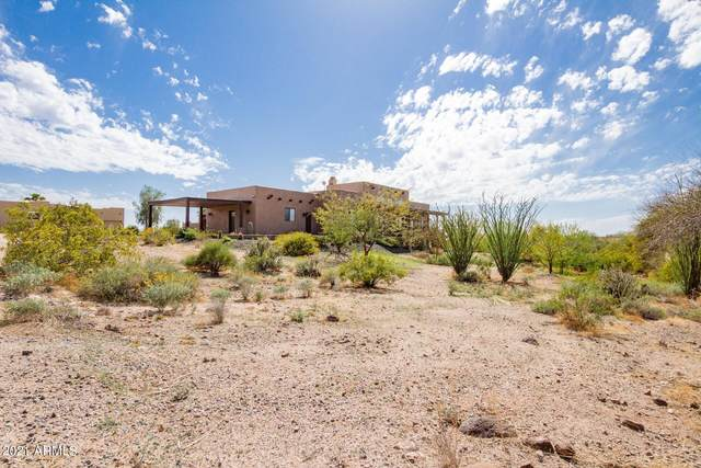 235 W Ridgecrest Road, Desert Hills, AZ 85086 (MLS #6212808) :: Yost Realty Group at RE/MAX Casa Grande