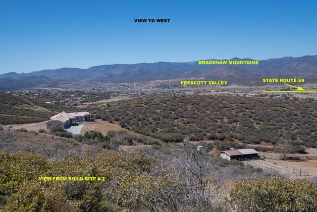 15205 E State Route 169, Dewey, AZ 86327 (MLS #6212839) :: Yost Realty Group at RE/MAX Casa Grande
