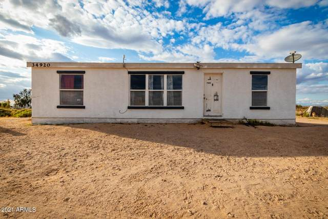 34920 W Dobbins Road, Arlington, AZ 85322 (MLS #6213027) :: Howe Realty