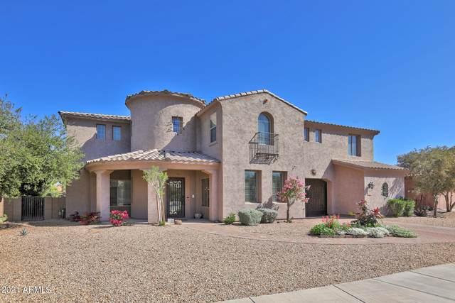 20210 E Via Del Rancho, Queen Creek, AZ 85142 (MLS #6213056) :: The Luna Team