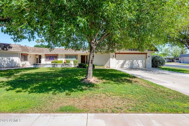 16829 N 103RD Drive, Sun City, AZ 85351 (MLS #6213104) :: Yost Realty Group at RE/MAX Casa Grande