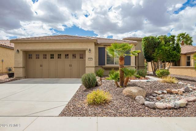 12923 W Bent Tree Drive, Peoria, AZ 85383 (MLS #6213186) :: The Laughton Team