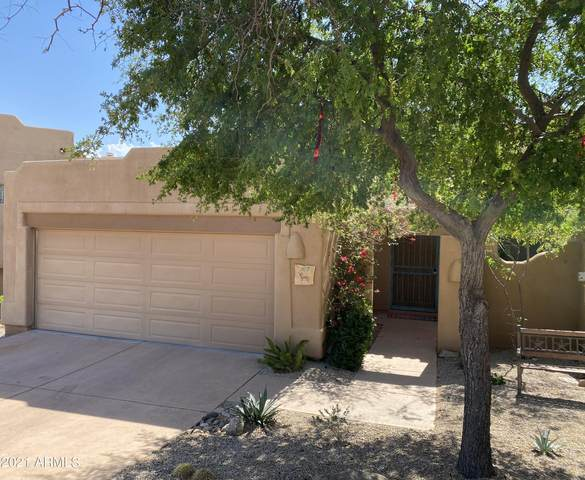 16033 E Primrose Drive #107, Fountain Hills, AZ 85268 (MLS #6213429) :: Keller Williams Realty Phoenix