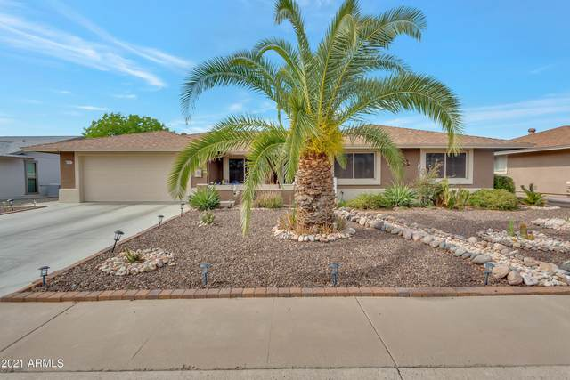 9520 W Timberline Drive, Sun City, AZ 85351 (MLS #6213441) :: Long Realty West Valley