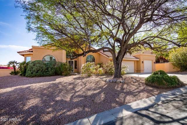 16073 E Ponderosa Drive, Fountain Hills, AZ 85268 (MLS #6213600) :: Keller Williams Realty Phoenix