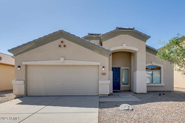 24867 W Pueblo Avenue, Buckeye, AZ 85326 (MLS #6213898) :: Devor Real Estate Associates