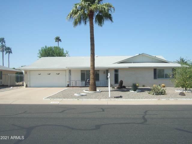 19806 N Willowcreek Circle, Sun City, AZ 85373 (MLS #6214169) :: Yost Realty Group at RE/MAX Casa Grande