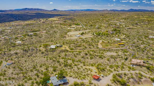 165x Cherokee Lane, Wickenburg, AZ 85390 (MLS #6214315) :: The Daniel Montez Real Estate Group