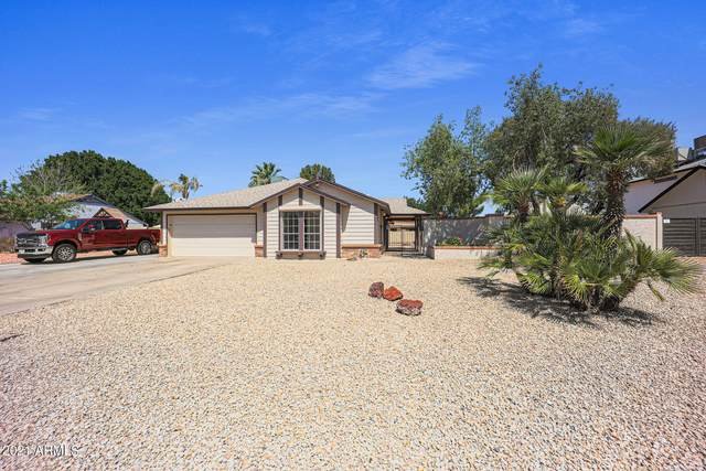6028 W Sweetwater Avenue, Glendale, AZ 85304 (MLS #6214414) :: Yost Realty Group at RE/MAX Casa Grande