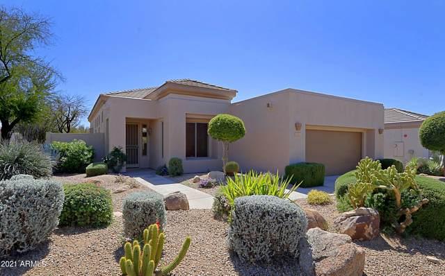 7111 E Sleepy Owl Way, Scottsdale, AZ 85266 (MLS #6214483) :: Devor Real Estate Associates