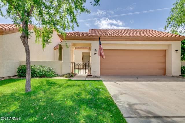 45 E 9th Place #26, Mesa, AZ 85201 (MLS #6214490) :: Yost Realty Group at RE/MAX Casa Grande