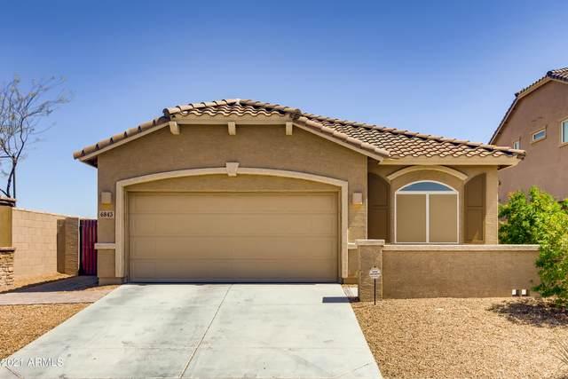 6843 N 130TH Drive, Glendale, AZ 85307 (MLS #6214563) :: Yost Realty Group at RE/MAX Casa Grande