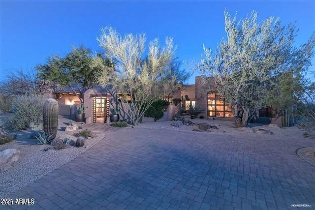 8400 E Dixileta Drive #115, Scottsdale, AZ 85266 (MLS #6214716) :: Scott Gaertner Group