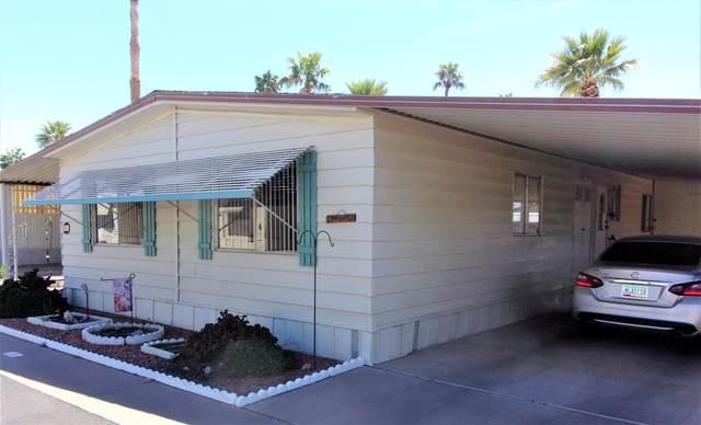 7807 E Main Street Cc-65, Mesa, AZ 85207 (MLS #6214877) :: TIBBS Realty
