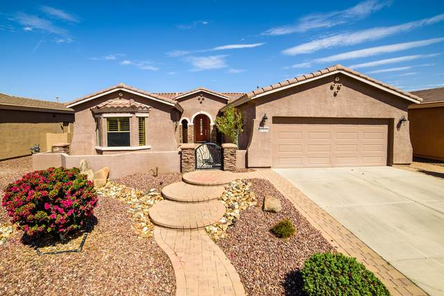 42818 W Ocean Breeze Drive, Maricopa, AZ 85138 (MLS #6215144) :: Yost Realty Group at RE/MAX Casa Grande