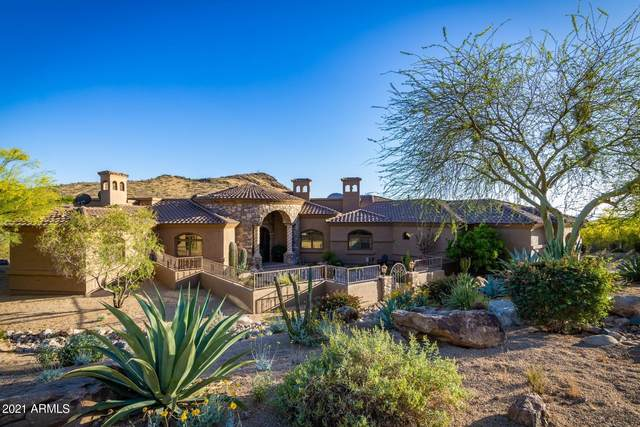 14263 E Coyote Road, Scottsdale, AZ 85259 (MLS #6215393) :: The Luna Team