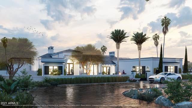10734 E Cholla Lane, Scottsdale, AZ 85259 (MLS #6215522) :: Yost Realty Group at RE/MAX Casa Grande