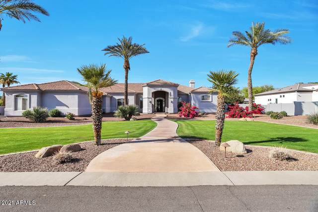 2458 E Virgo Place, Chandler, AZ 85249 (MLS #6215606) :: Midland Real Estate Alliance