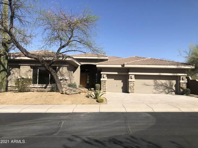 7936 E Tailfeather Lane, Scottsdale, AZ 85255 (MLS #6215653) :: Yost Realty Group at RE/MAX Casa Grande