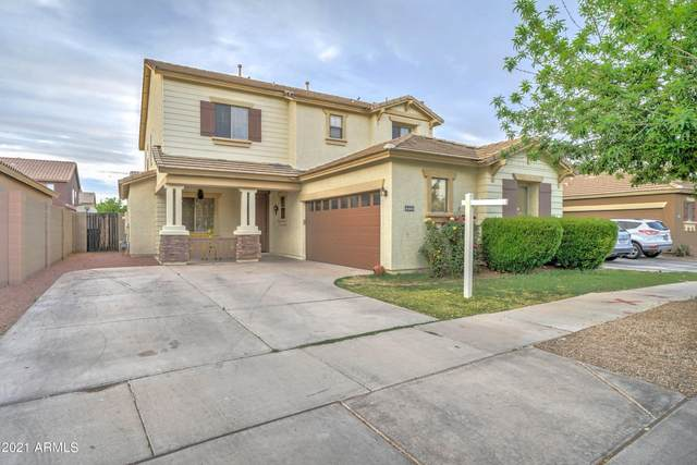4466 E Franklin Avenue, Gilbert, AZ 85295 (MLS #6215858) :: Yost Realty Group at RE/MAX Casa Grande