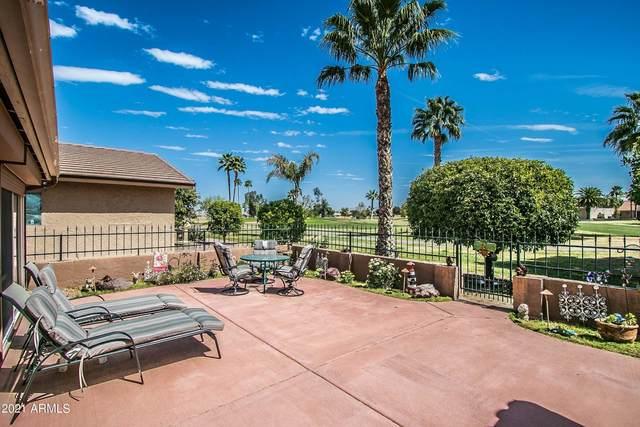 1557 E Leisure World, Mesa, AZ 85206 (MLS #6215877) :: Yost Realty Group at RE/MAX Casa Grande