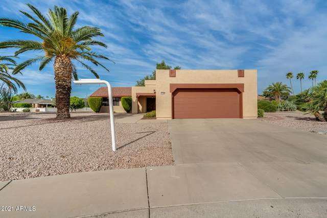 21008 N Palm Desert Drive, Sun City West, AZ 85375 (MLS #6215991) :: The Daniel Montez Real Estate Group