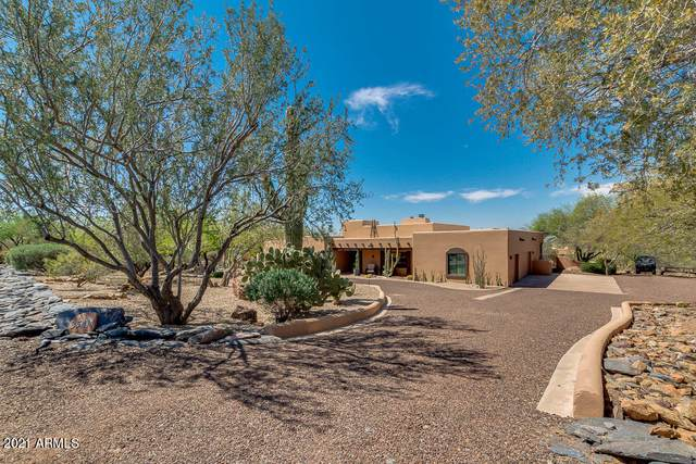 35414 N Palo Verde Way, Cave Creek, AZ 85331 (MLS #6216028) :: Yost Realty Group at RE/MAX Casa Grande