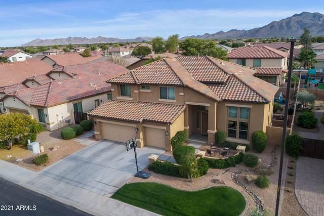 3391 E Isaiah Avenue, Gilbert, AZ 85298 (MLS #6216062) :: Klaus Team Real Estate Solutions