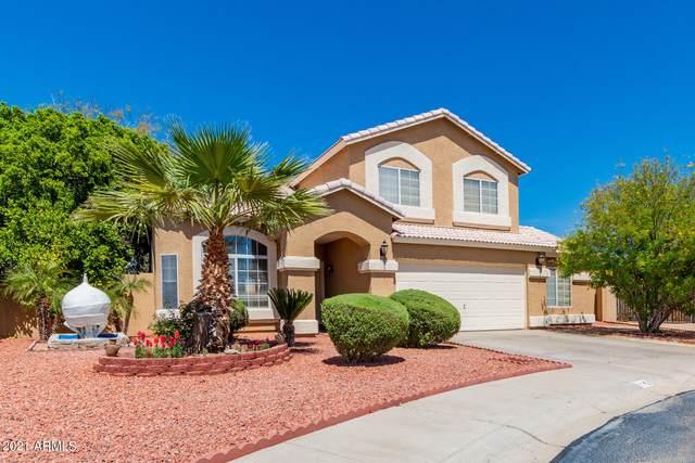 8142 W Stella Avenue, Glendale, AZ 85303 (MLS #6216345) :: Executive Realty Advisors