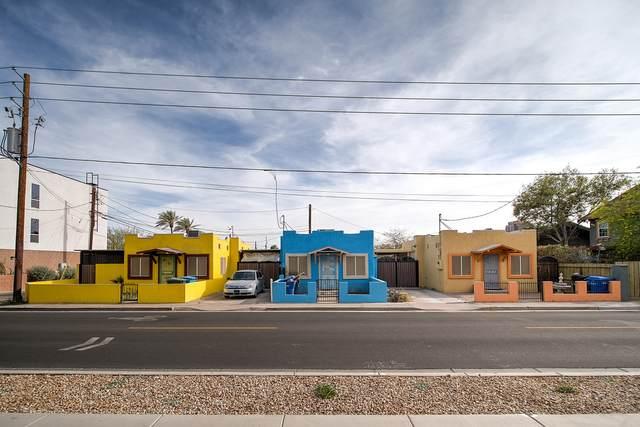 813 E Roosevelt Street, Phoenix, AZ 85006 (MLS #6216374) :: Yost Realty Group at RE/MAX Casa Grande