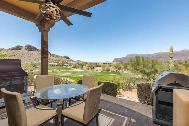 5370 S Desert Dawn Drive #3, Gold Canyon, AZ 85118 (MLS #6216386) :: The Newman Team