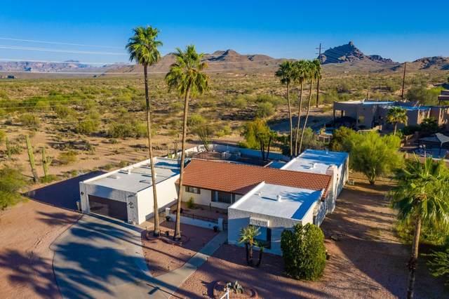 17324 E Barnes Drive, Fountain Hills, AZ 85268 (MLS #6216441) :: Long Realty West Valley