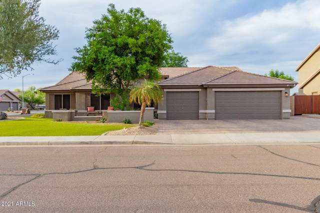 8654 W Melinda Lane, Peoria, AZ 85382 (MLS #6216508) :: Yost Realty Group at RE/MAX Casa Grande