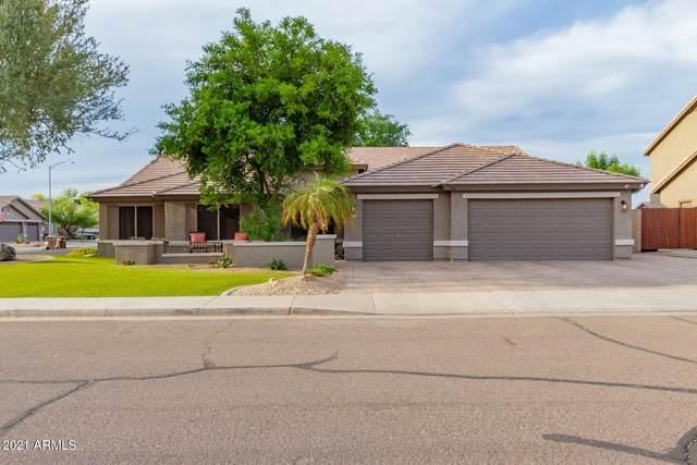 8654 W Melinda Lane, Peoria, AZ 85382 (MLS #6216508) :: Yost Realty Group at RE/MAX Casa Grande
