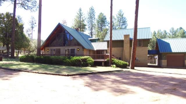 8599 W Buffalo Road, Strawberry, AZ 85544 (MLS #6216595) :: Yost Realty Group at RE/MAX Casa Grande