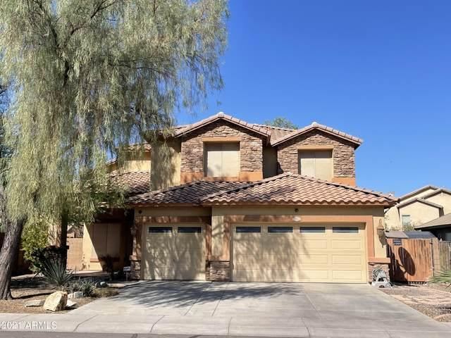 7504 S 45TH Drive, Laveen, AZ 85339 (MLS #6216645) :: Yost Realty Group at RE/MAX Casa Grande