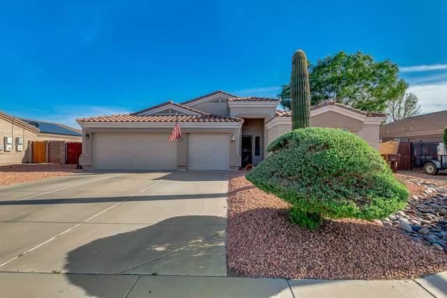 9171 W Quail Avenue, Peoria, AZ 85382 (MLS #6216701) :: Howe Realty