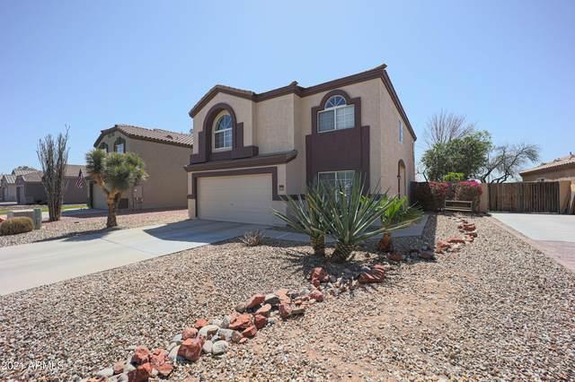 9171 W Harmony Lane, Peoria, AZ 85382 (MLS #6217007) :: Howe Realty