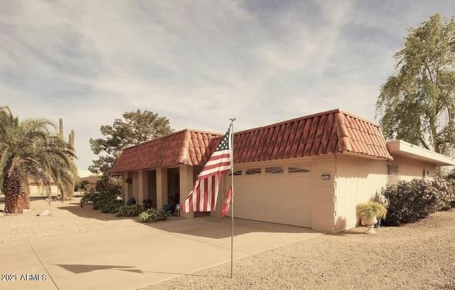 16848 N Pine Valley Drive, Sun City, AZ 85351 (MLS #6217095) :: Yost Realty Group at RE/MAX Casa Grande