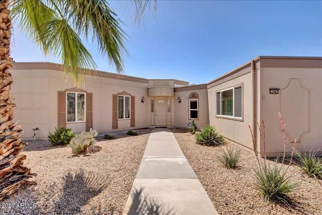 13687 N 108TH Drive, Sun City, AZ 85351 (#6217158) :: Luxury Group - Realty Executives Arizona Properties